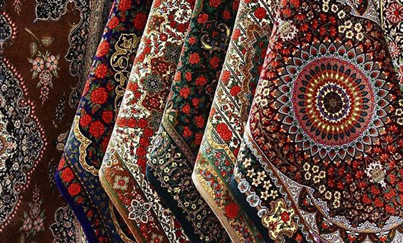 Iranian carpet history part 1