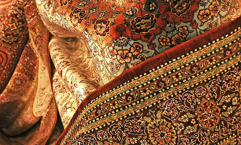 Iranian carpet history part 2