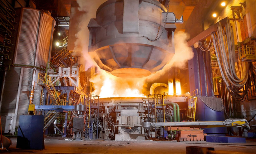Steel industry in Iran and Iranian market