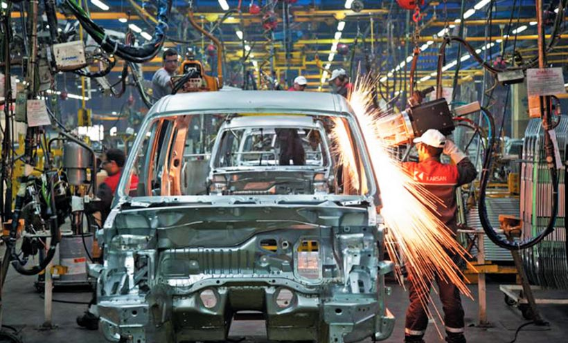 History of Automotive Industry in Iranian market