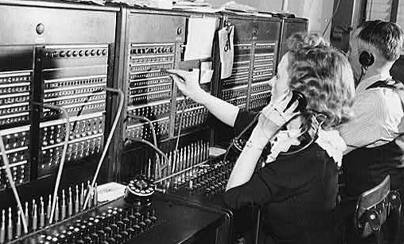 History of Telephony and Telecommunication