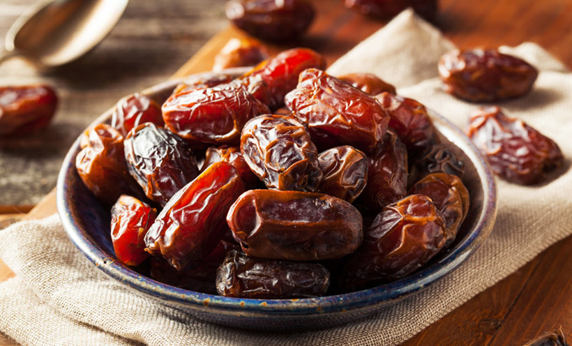 Importance of dates among Iranian crops for marketing in Iran