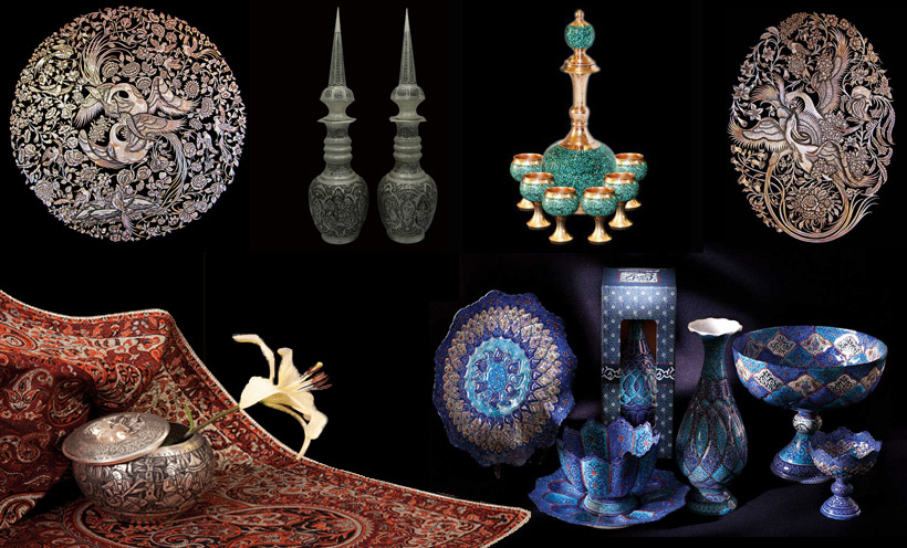 Iranian handicraft marketing