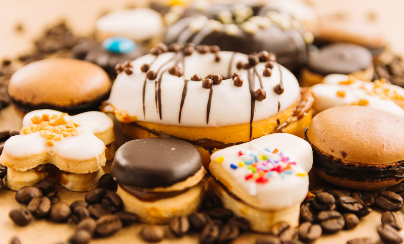 Iranian pastry and biscuit Export and Import market
