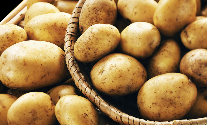 Potato export to Iran