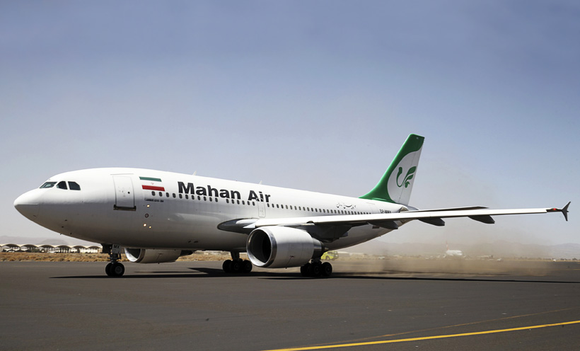 Iranian Airplane Market and its neighbors