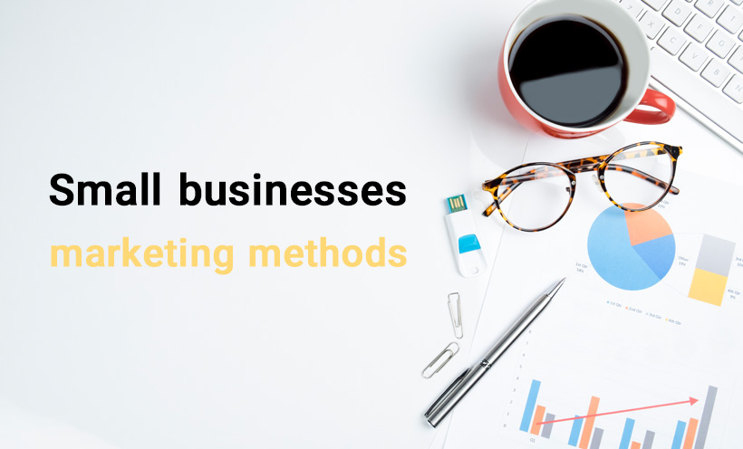 Small businesses marketing methods for marketing in Iran